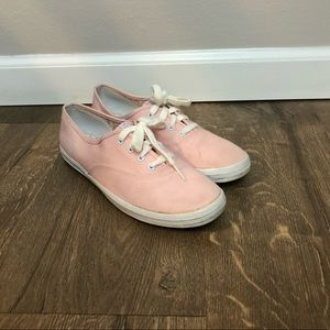 8cf4e87387200 Women s Breast Cancer Awareness Sneakers on Poshmark